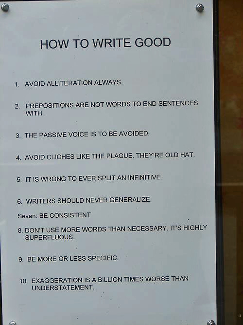 how-to-write-good-list